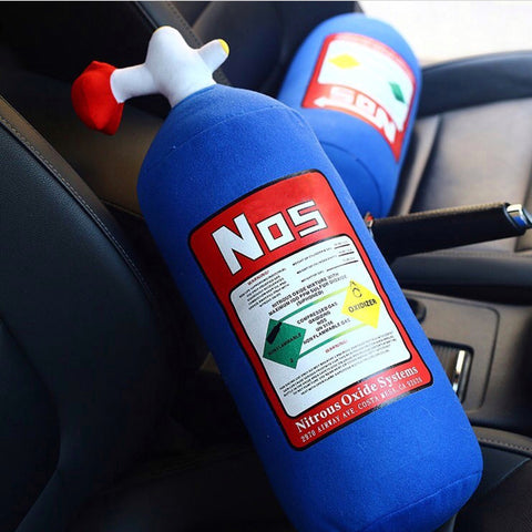 Nitrous Bottle Pillow