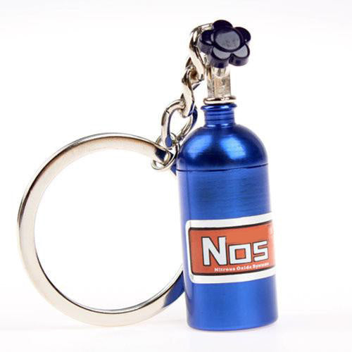 Nitrous Bottle Keychain