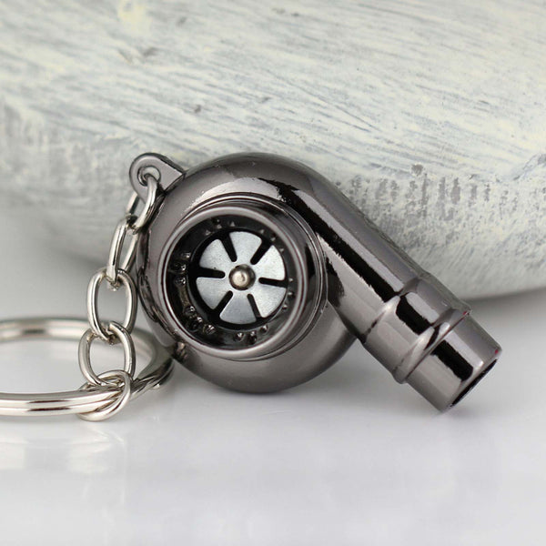Whistle Turbo Keychain
