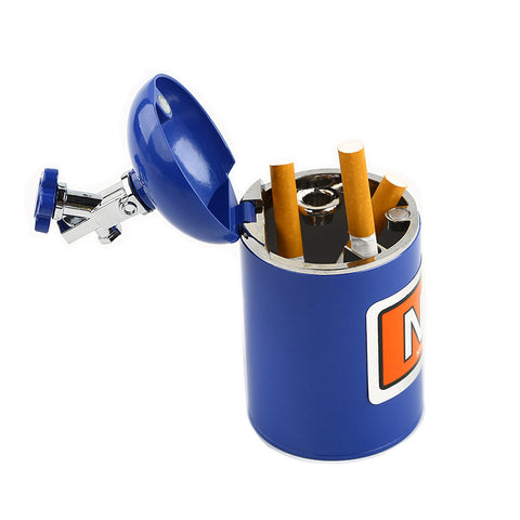 Nitrous Bottle Ashtray