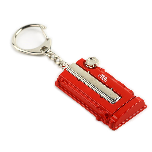 VTEC Engine Cover Keychain