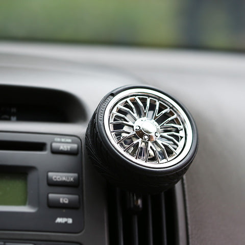 Spinning Wheel Air Freshener