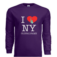 I LOVE NY Long Sleeve