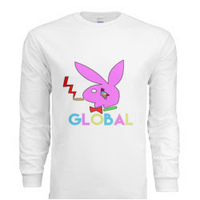 GLOBAL BUNNY Long Sleeve