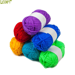 5-pack Of Yarn Balls For Crocheting or Knitting