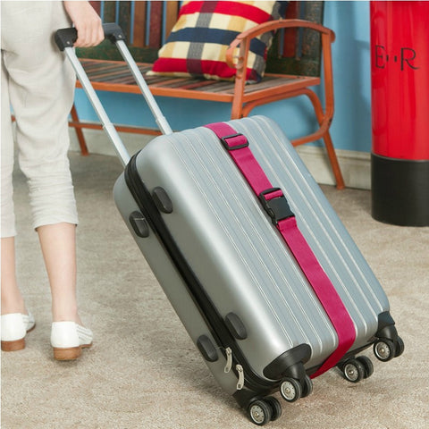 Adjustable Classic Luggage Straps