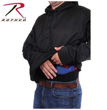 IWOM Outerwear Concealed Carry Clothing Concealed Carry Hoodie
