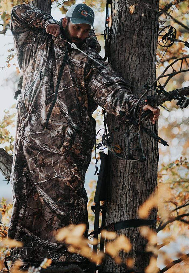 IWOM Outerwear LLC Hunting Suit Realtree AP HD / 6&