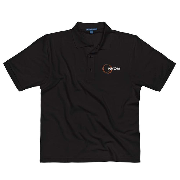 IWOM Outerwear LLC S PS: Embroidered IWOM Logo Polo Shirt