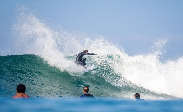 Jordy Smith Is Currently The Best Surfer In The World According to the WSL ranking, at least.