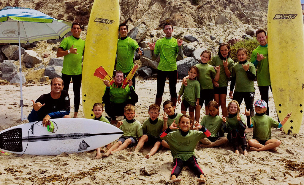 O'NEILL SURF CAMPS