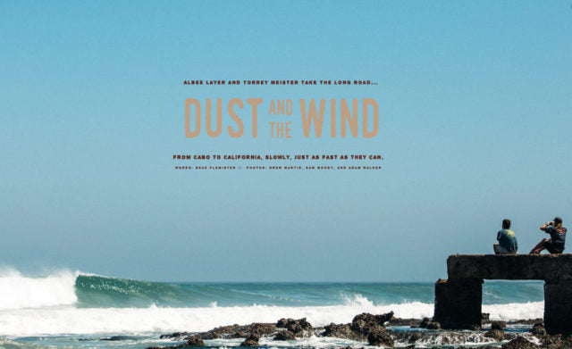 Dust and the Wind with Torrey Meister