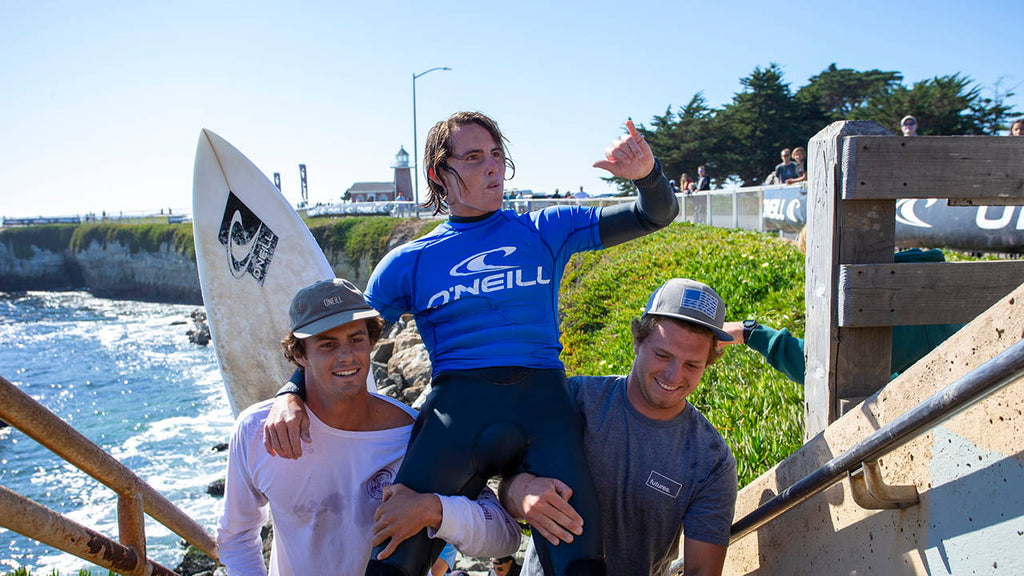 SAM COFFEY WINS THE 2019 O'NEILL FREAK SHOW PRO