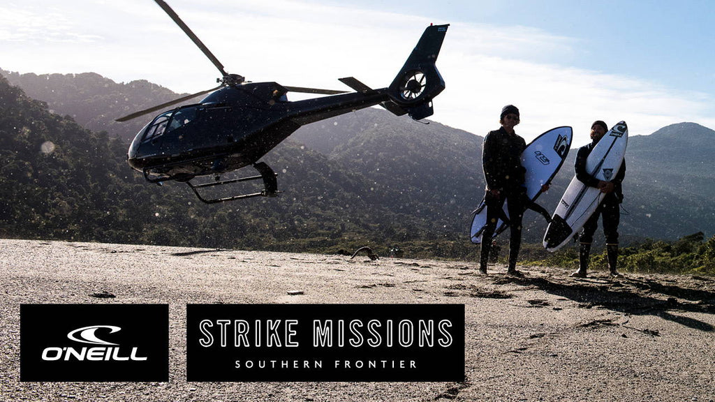 WATCH: STRIKE MISSIONS - SOUTHERN FRONTIER