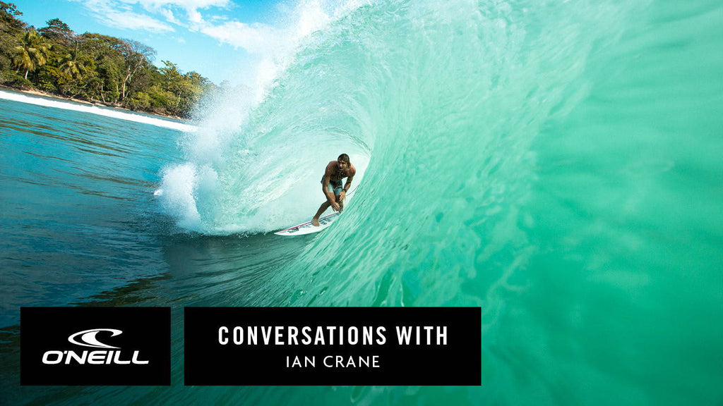 CONVERSATIONS WITH: IAN CRANE