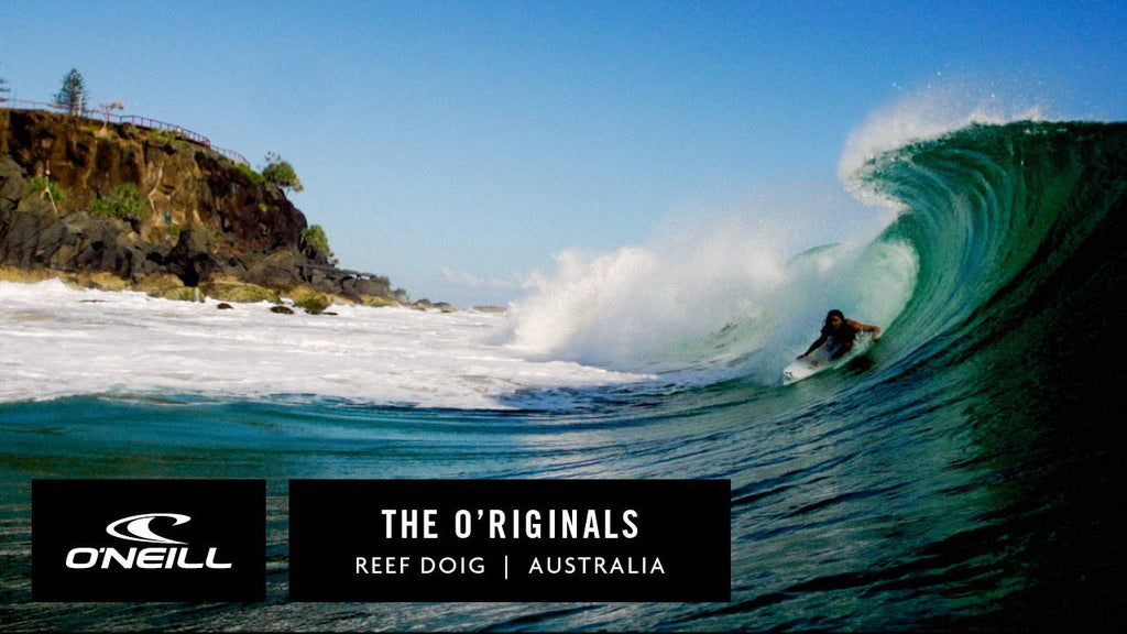 WATCH: THE O'RIGINALS - REEF DOIG