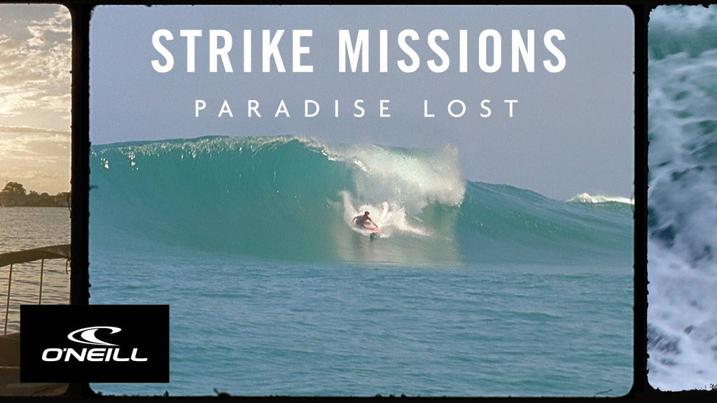WATCH: STRIKE MISSIONS - PARADISE LOST