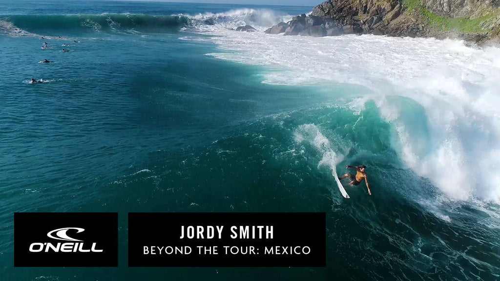 WATCH: JORDY SMITH | BEYOND THE TOUR - MEXICO