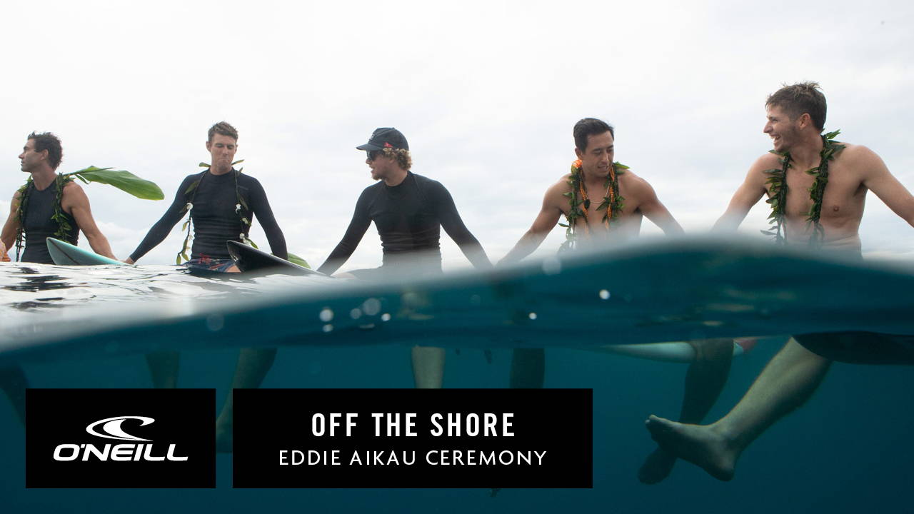 HAWAII LIVE | OFF THE SHORE: OPENING CEREMONY FOR THE EDDIE AIKAU BIG WAVE INVITATIONAL