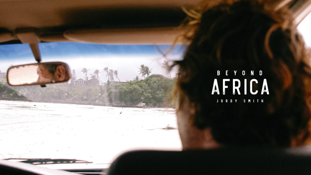 WATCH: JORDY SMITH | BEYOND AFRICA