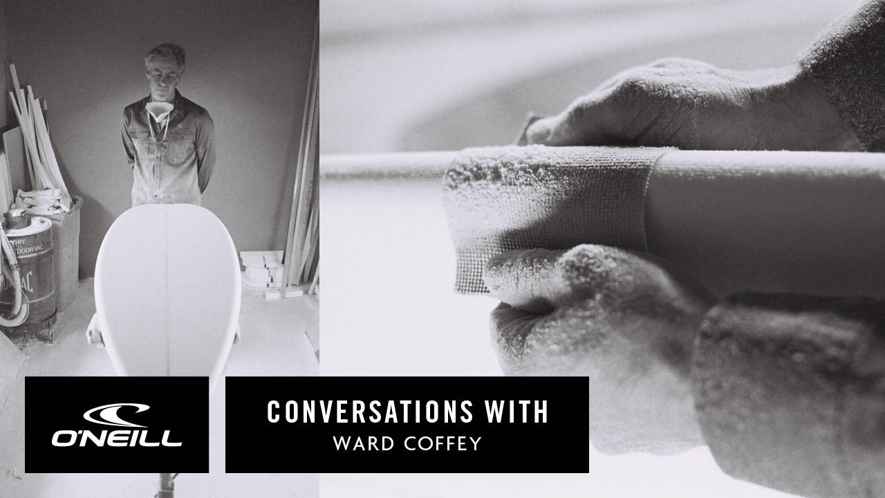 CONVERSATIONS WITH: WARD COFFEY