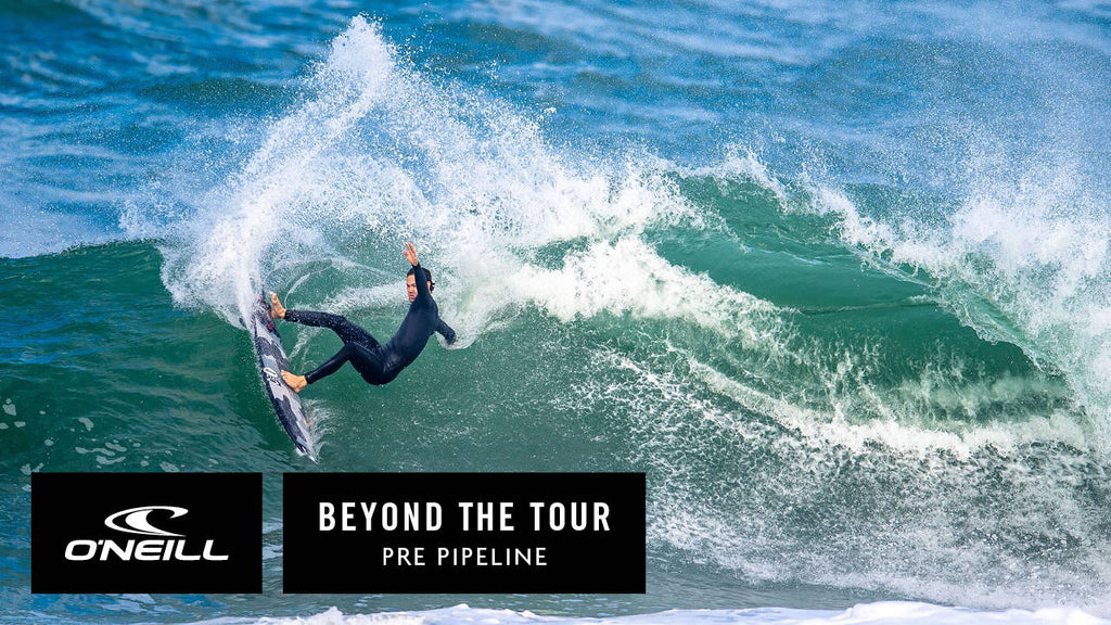 JORDY SMITH | BEYOND THE TOUR: PRE PIPELINE