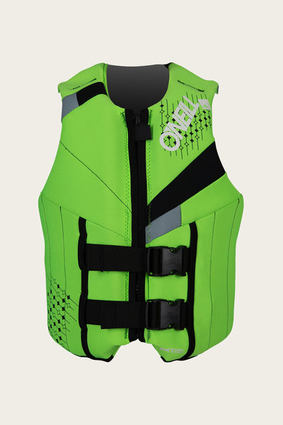Teen Reactor Uscg Vest | O'Neill Clothing USA