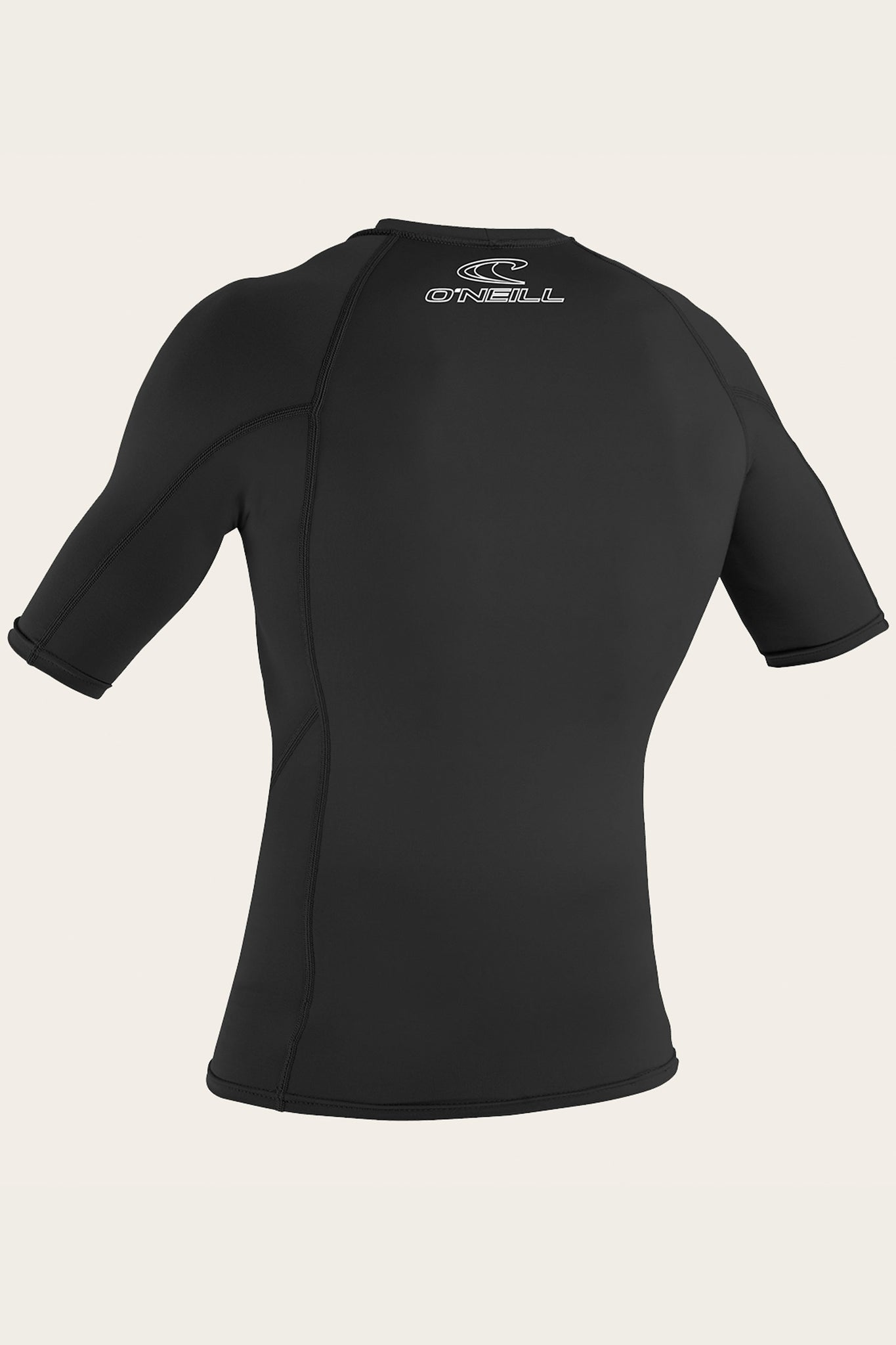 Basic Skins 50+ S/S Rash Guard - Black | O'Neill
