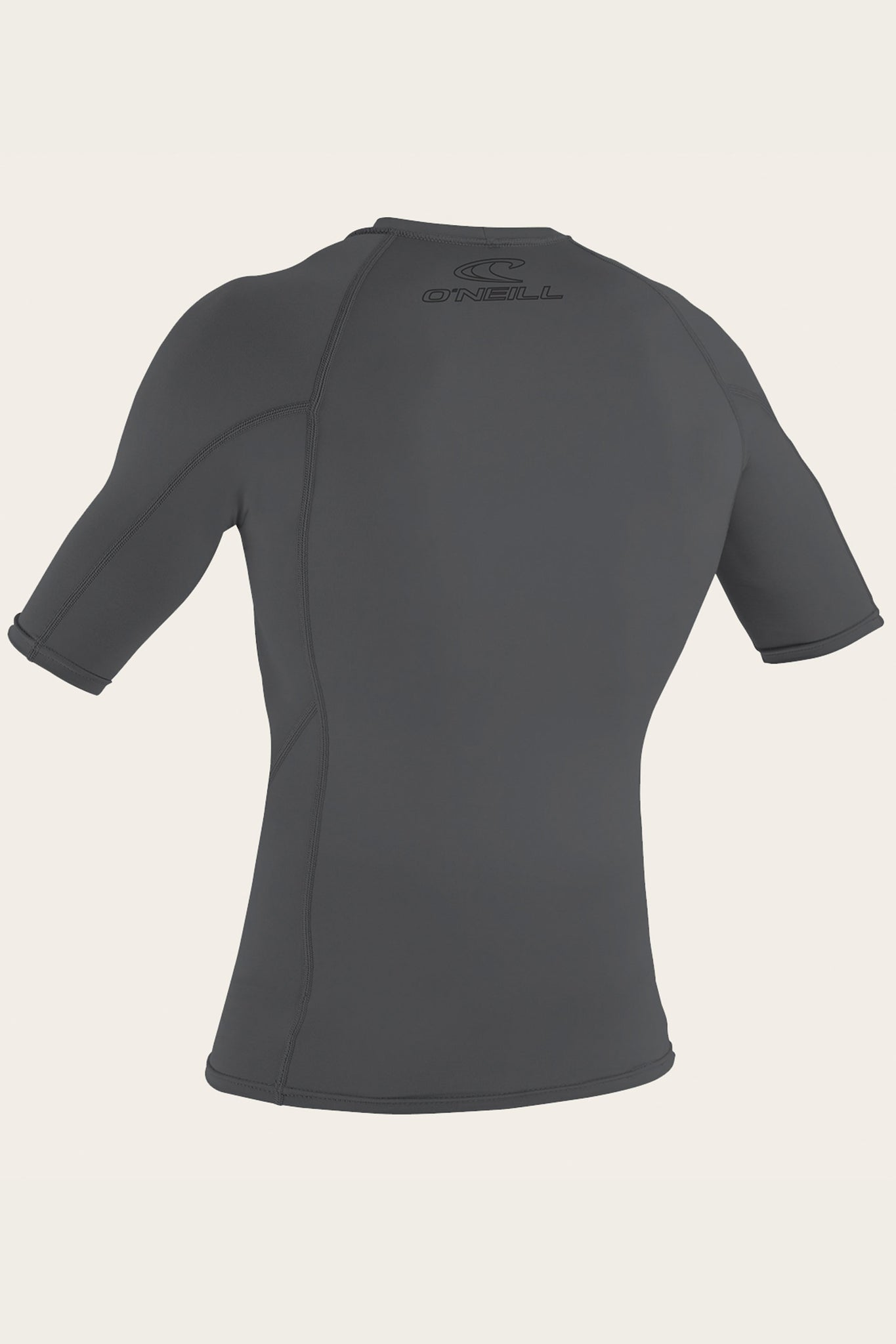 Basic Skins 50+ S/S Rash Guard - Smoke | O'Neill