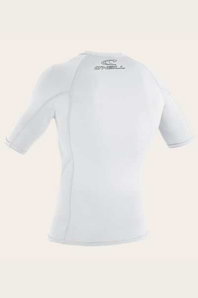 BASIC SKINS 50+ S/S RASH GUARD