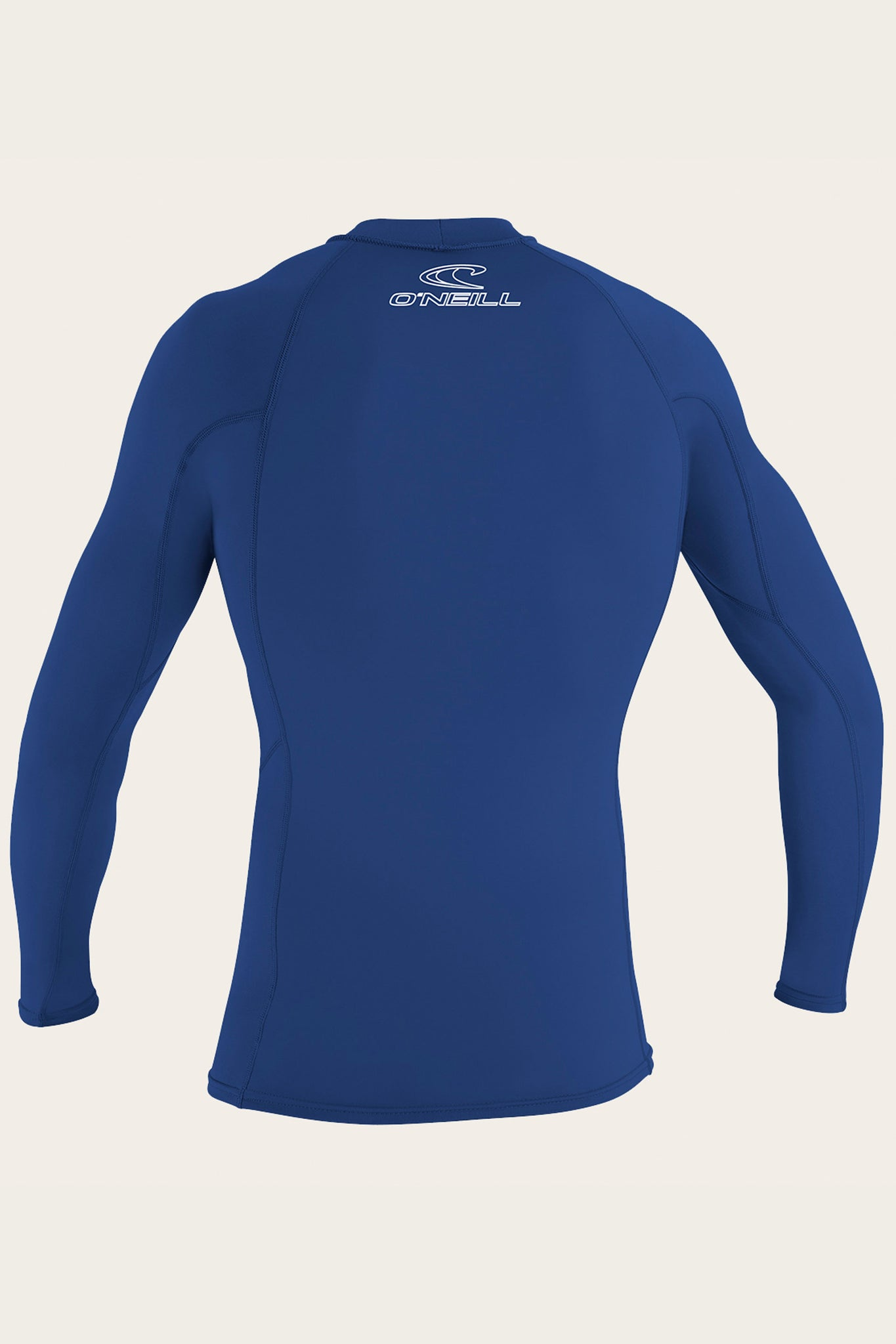 Basic Skins 50+ L/S Rash Guard - Pacific | O'Neill