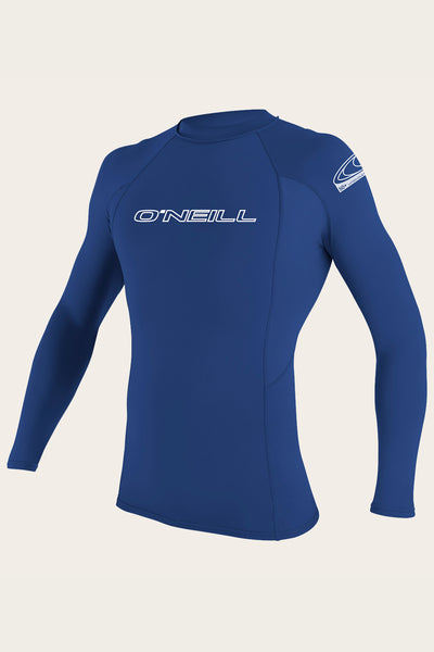 BASIC SKINS L/S RASH GUARD