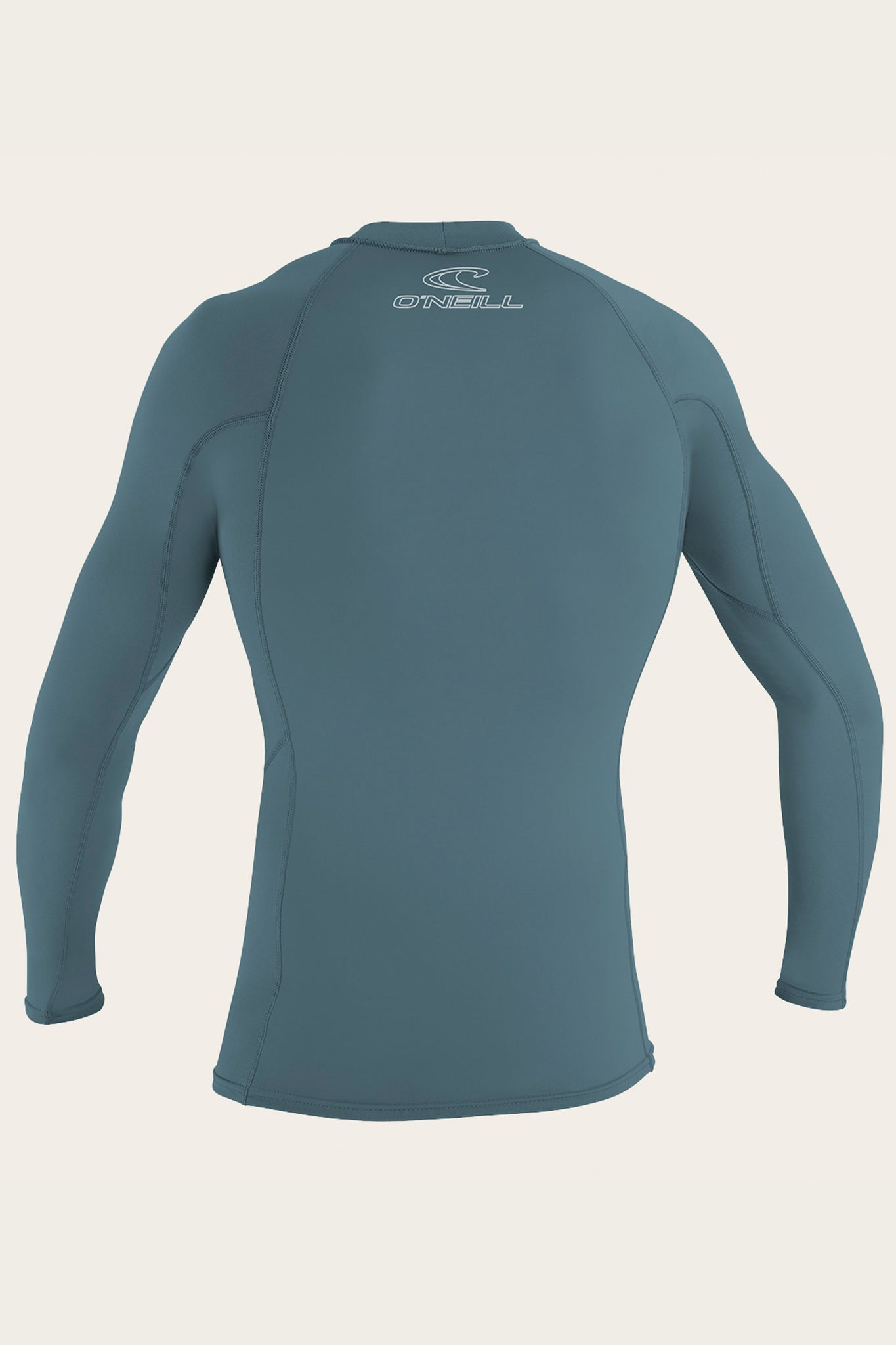 Basic Skins 50+ L/S Rash Guard - Dusty Blue | O'Neill