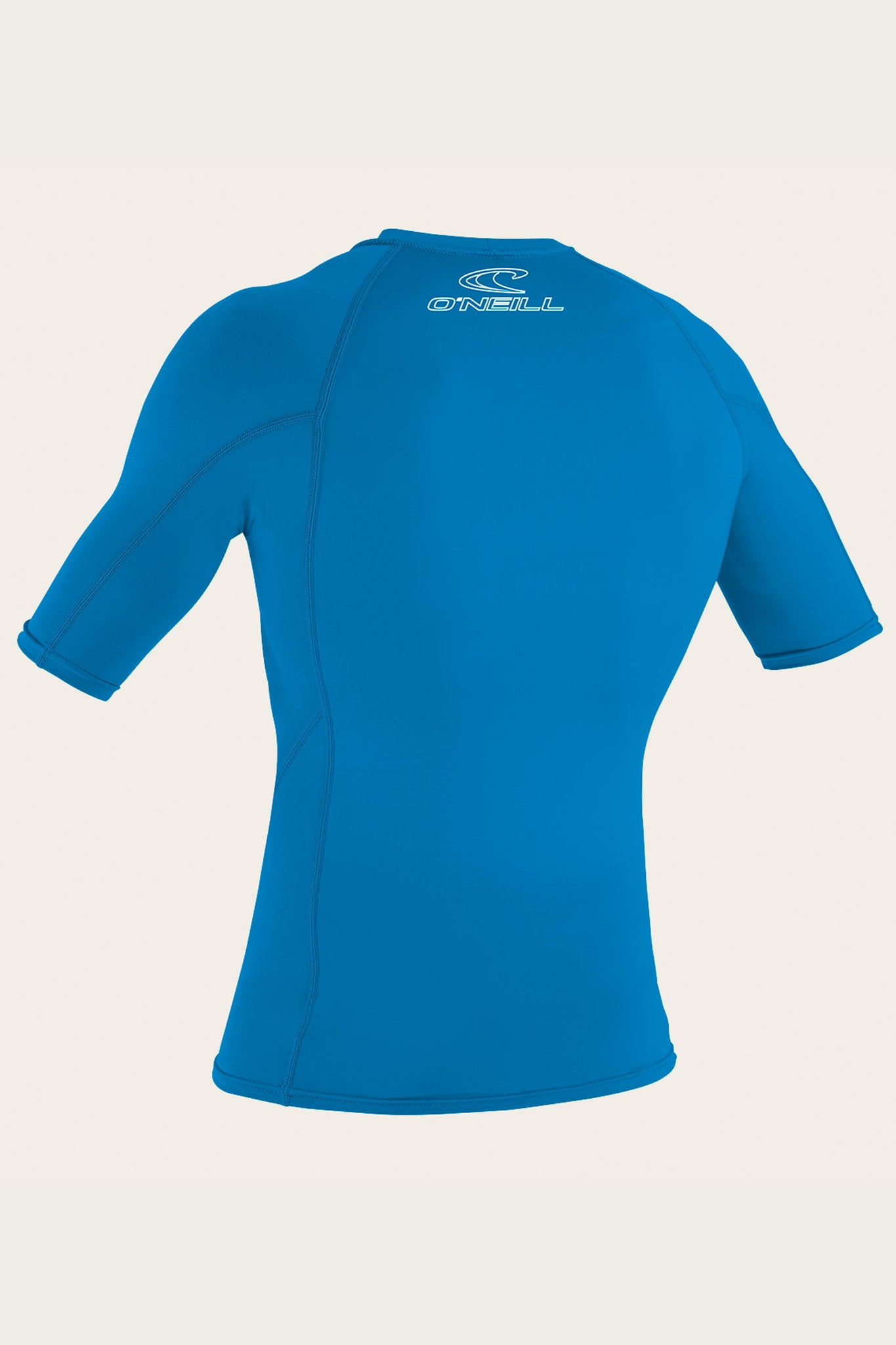 Youth Basic Skins 50+ S/S Rash Guard - Brite Blue | O'Neill