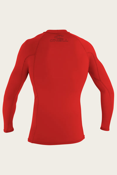 Youth Basic Skins 50+ L/S Rash Guard | O'Neill Clothing USA