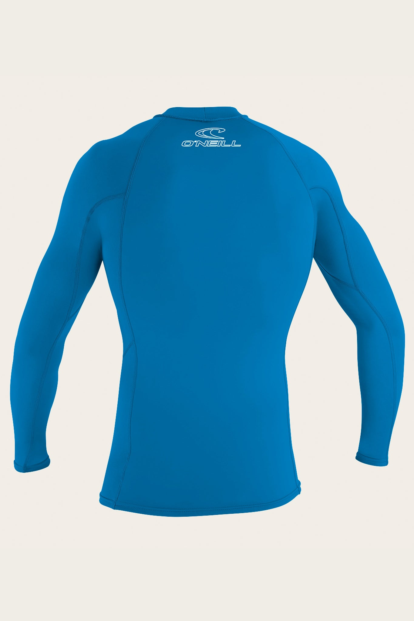 Youth Basic Skins 50+ L/S Rash Guard - Brite Blue | O'Neill