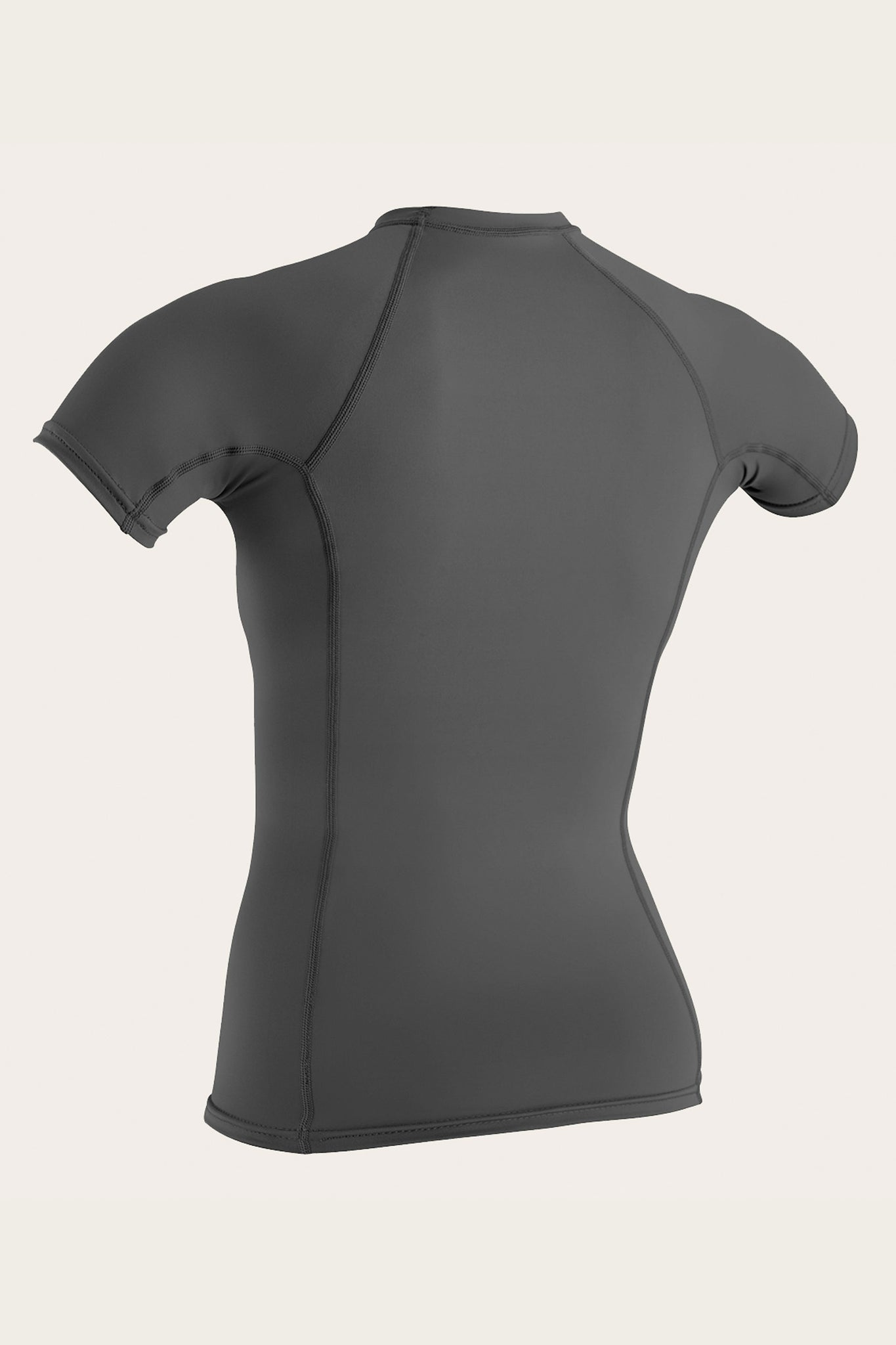 Women's Basic 50+ S/S Rash Guard - Graphite | O'Neill