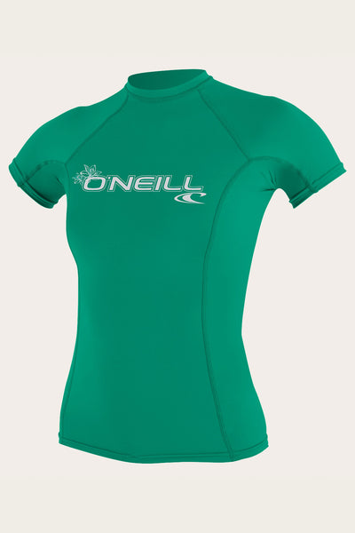 Women'S Basic 50+ S/S Rash Guard | O'Neill Clothing USA
