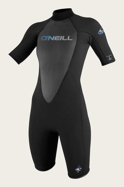 WOMENS REACTOR 2MM S/S SPRING WETSUIT