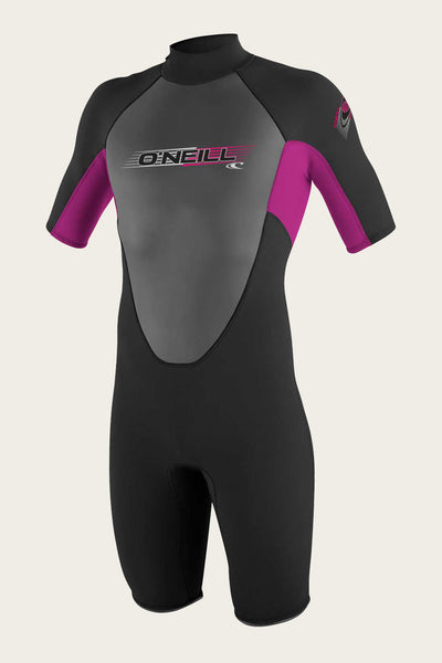 YOUTH REACTOR 2MM S/S SPRING WETSUIT