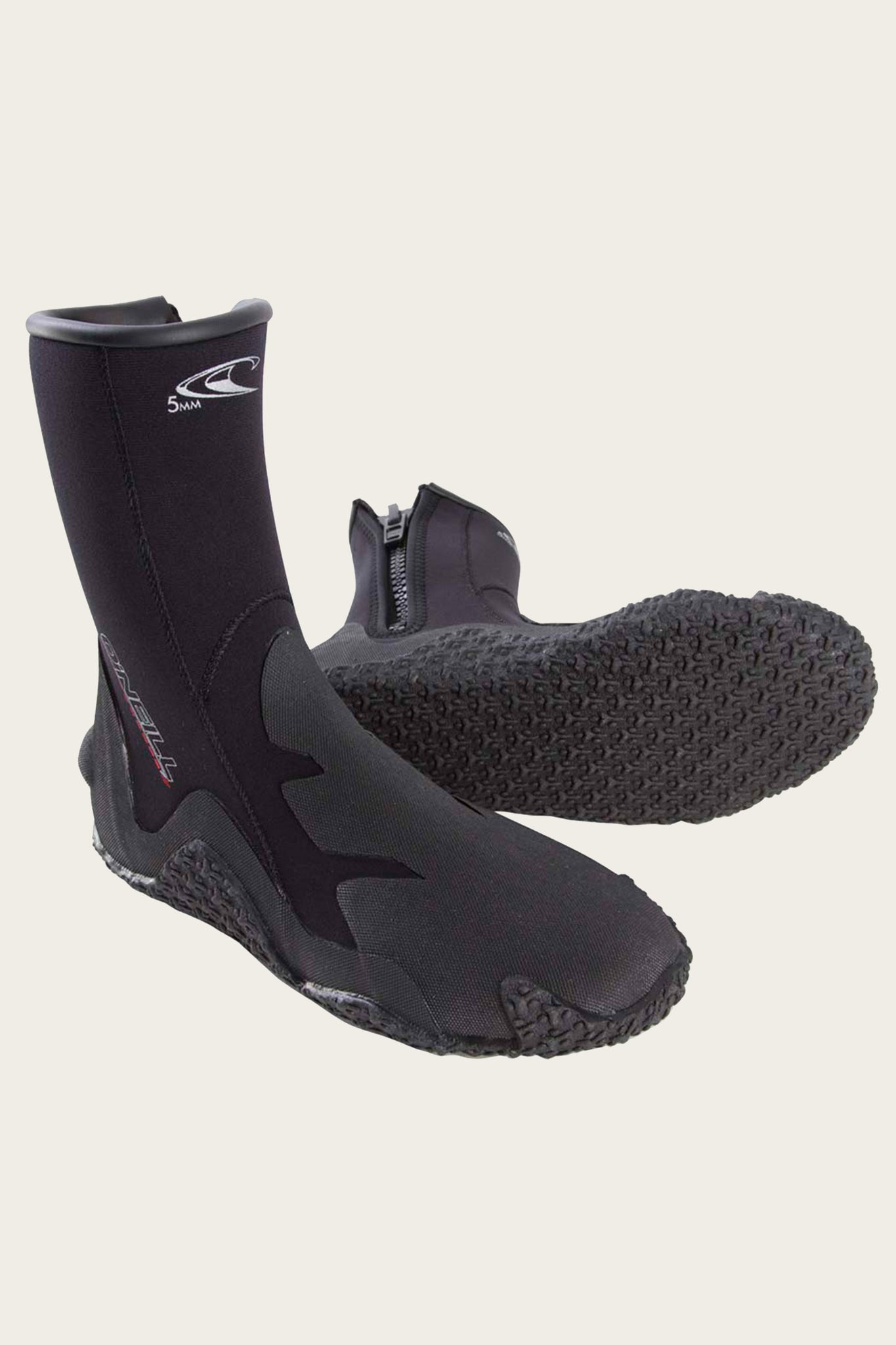 Dive 5Mm Boot - Black | O'Neill