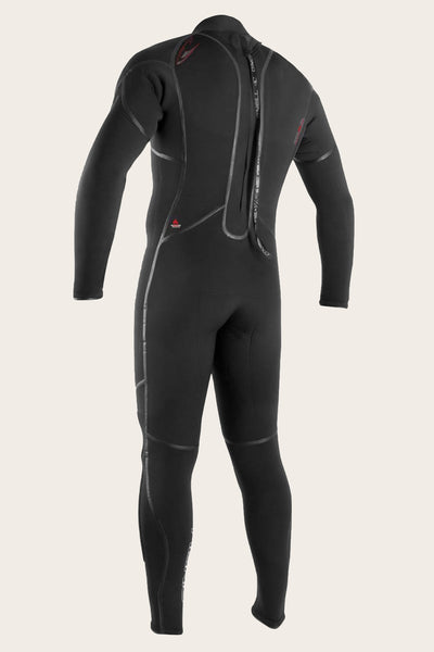 MEN'S SECTOR 3MM BACK ZIP FULL WETSUIT