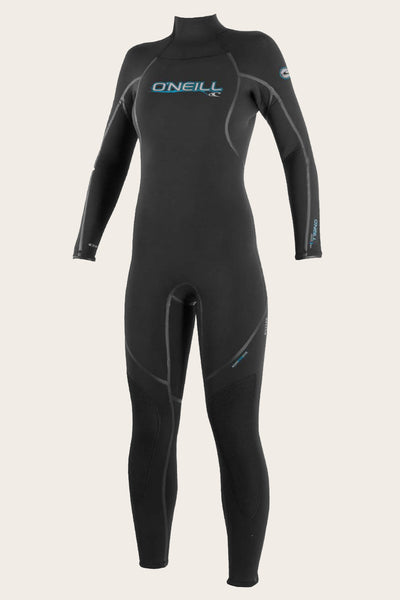 Women'S Sector 3Mm Back Zip Full Wetsuits | O'Neill Clothing USA