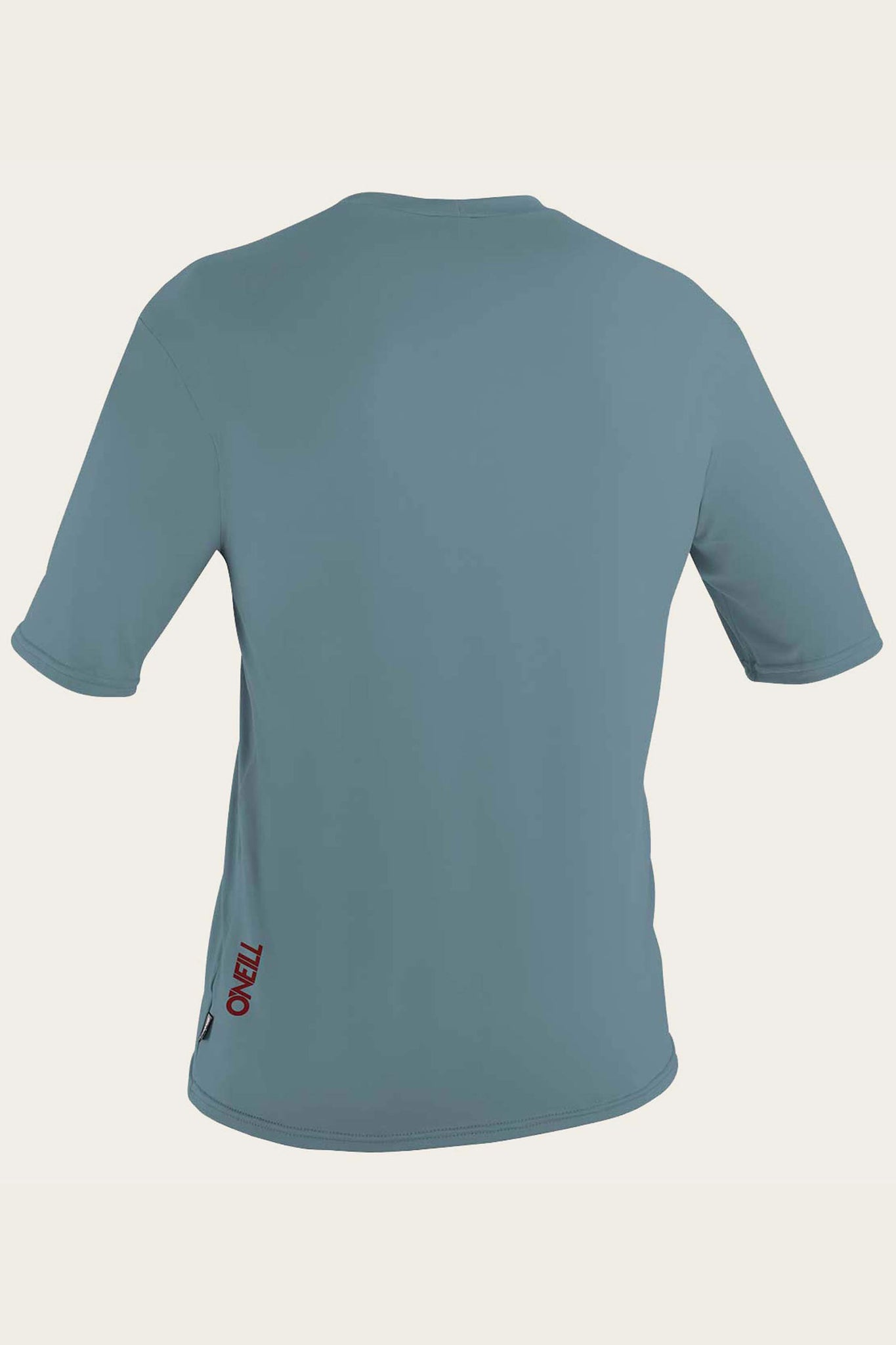 Skins Ss Rash Tee - Dusty Blue | O'Neill