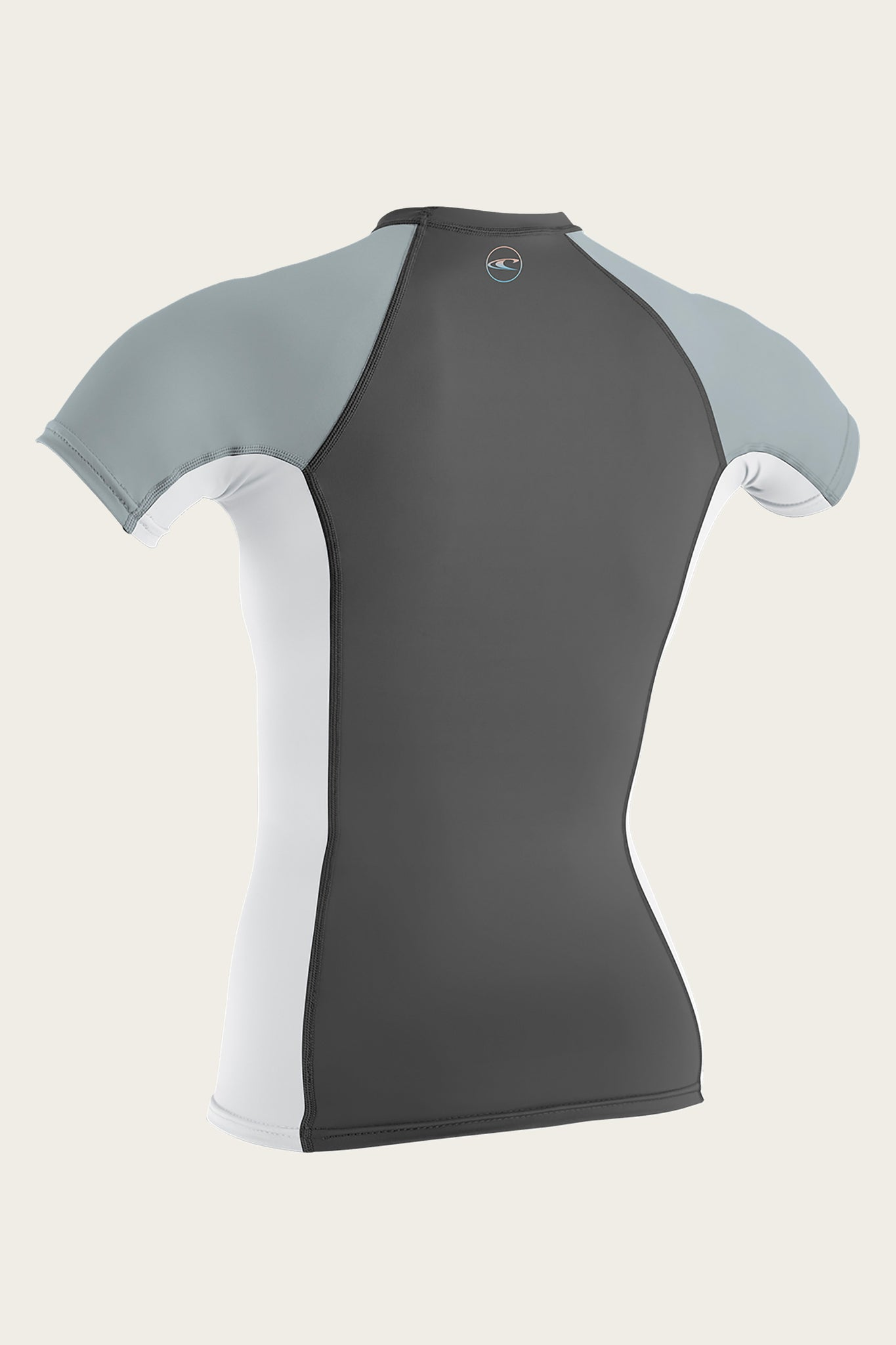 Women'S Premium Skins S/S Rash Guard - Graph/Wht/Coolgry | O'Neill