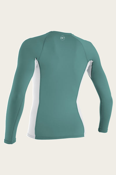 Women'S Premium Skins L/S Rash Guard | O'Neill Clothing USA