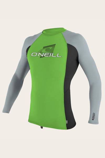 Youth Premium Skins L/S Rash Guard | O'Neill Clothing USA