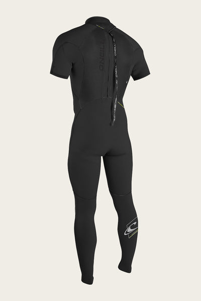 EPIC 2MM BACK ZIP S/S FULL WETSUIT