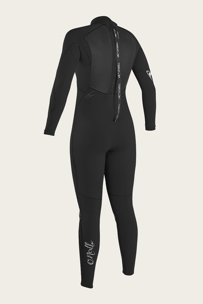 Women'S Epic 3/2Mm Back Zip Full Wetsuit | O'Neill Clothing USA