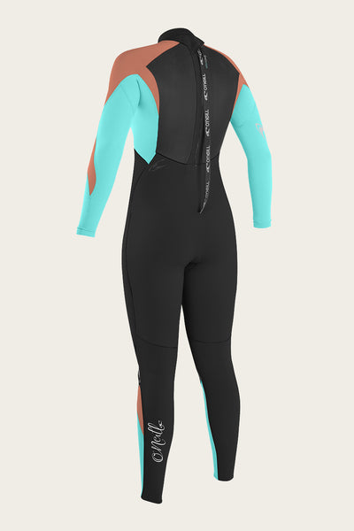 WOMEN'S EPIC 3/2MM BACK ZIP FULL WETSUIT - PAST SEASON